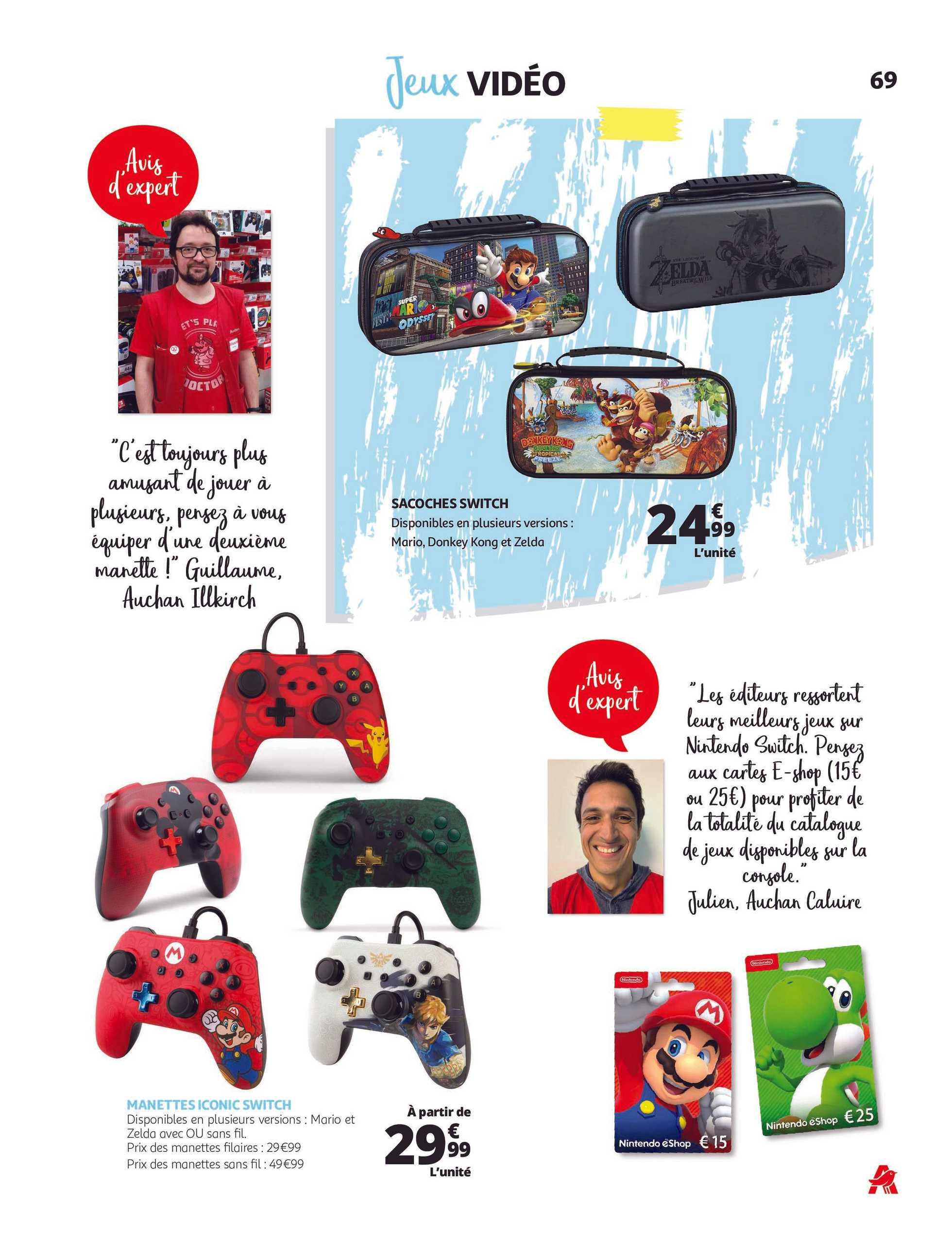 Carte Eshop Auchan.Auchan Catalogue 22 06 2019 Fr Promotons Com