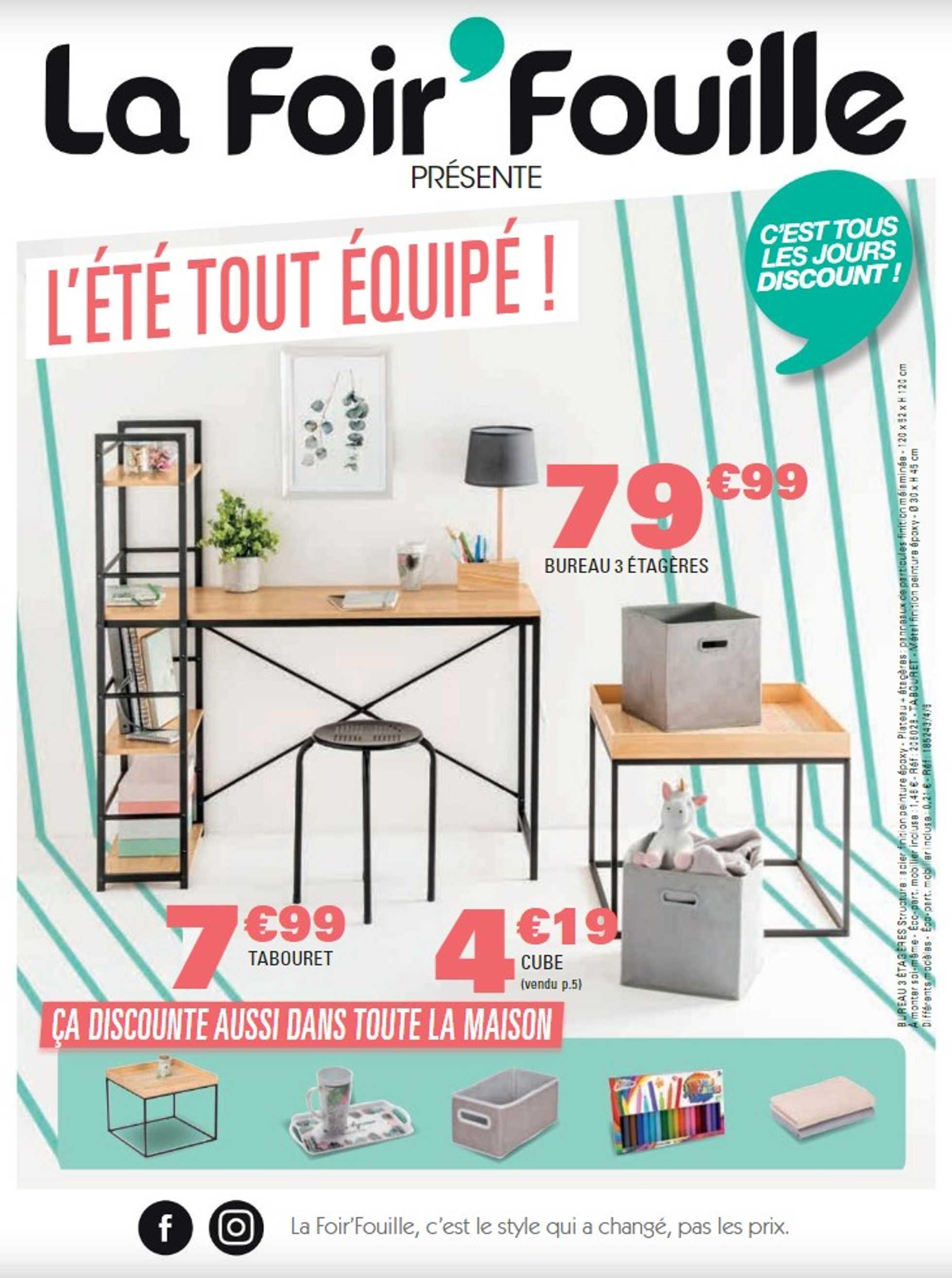 La Foir Fouille Catalogue Promos 09 08 2019 Fr