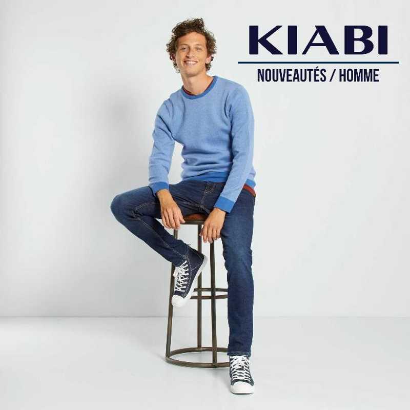 Kiabi - promo valable du 02.08.2021 au 05.10.2021 - page 1.
