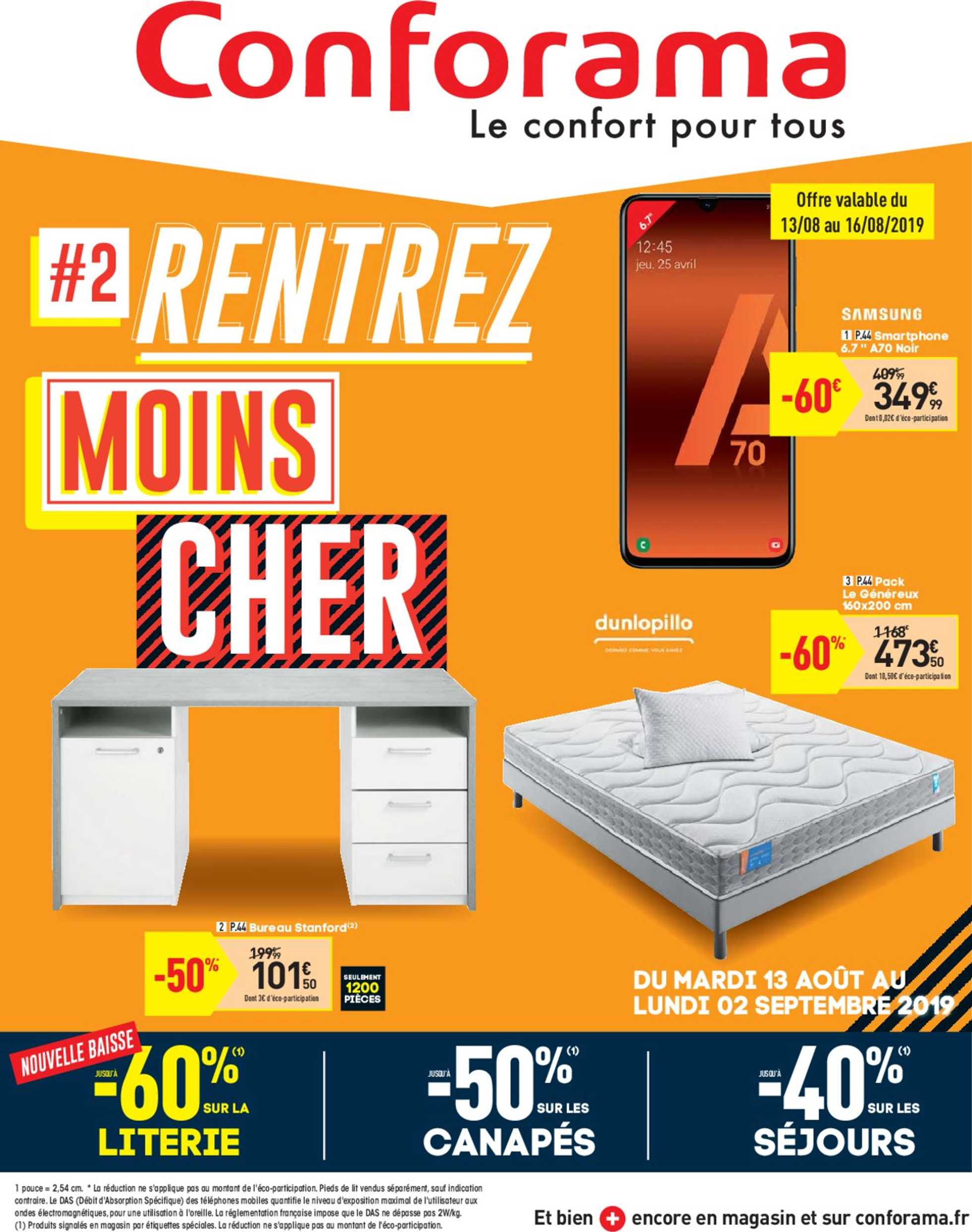 Catalogue Conforama | Catalogue & Promos | fr.promotons.com
