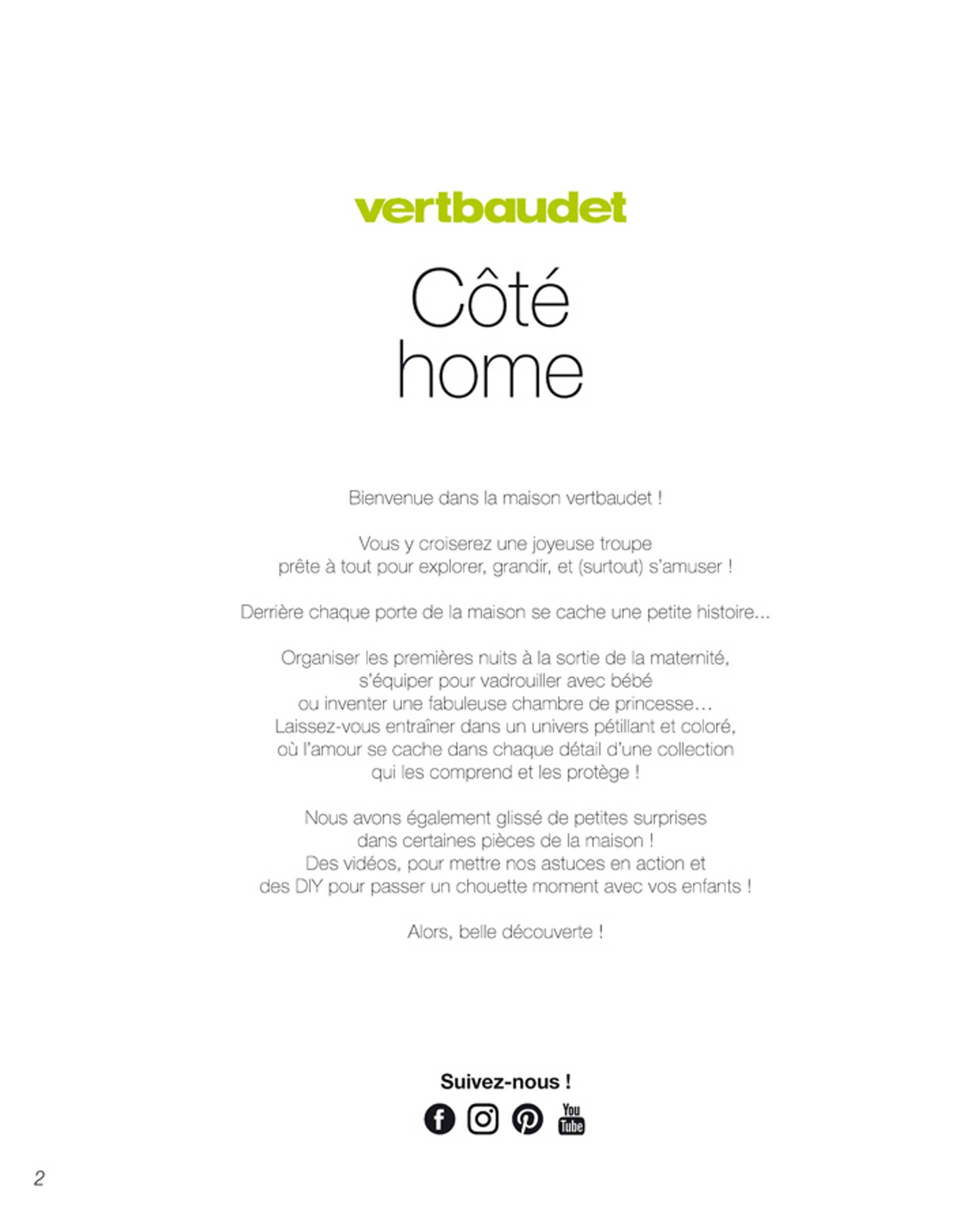 Le catalogue actuel de Vertbaudet   fr.promotons.com
