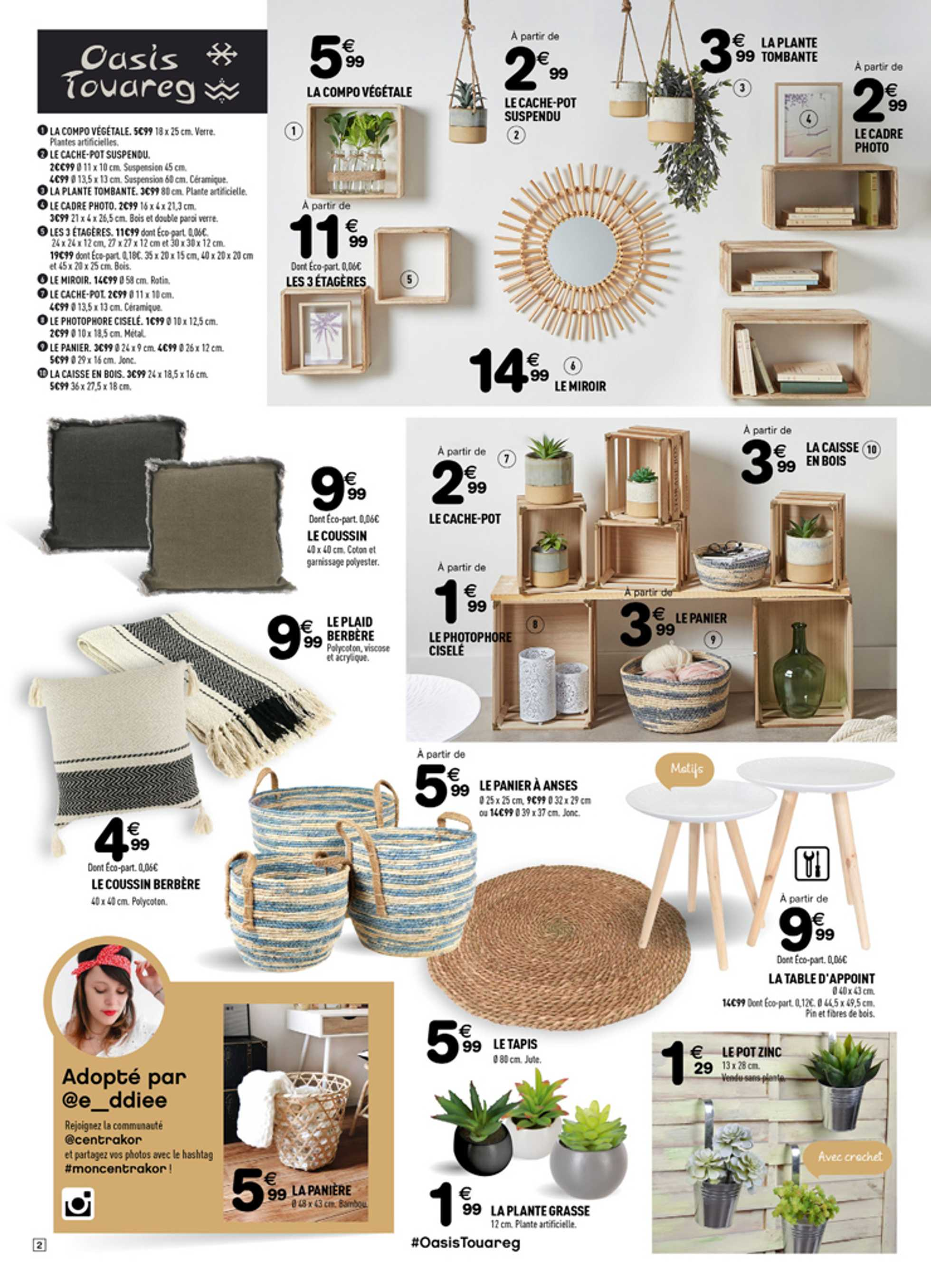 Catalogue Centrakor | Les dernières offres | fr.promotons.com