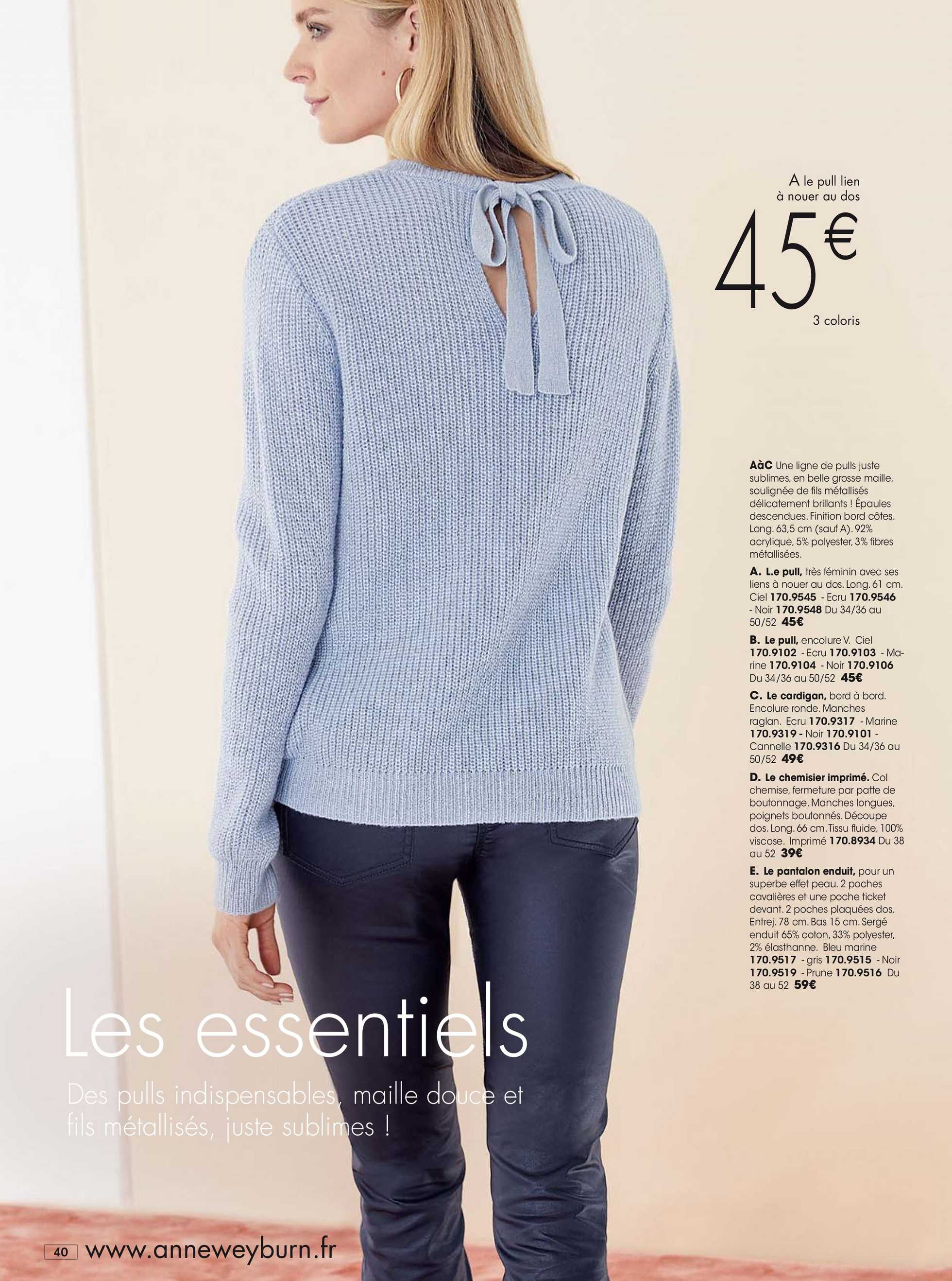 Catalogue La Redoute Catalogue Anna Weyburn Fr Promotons Com