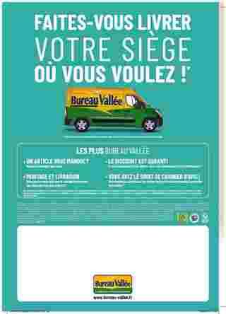 magasin d'usine 96e2c f3a8f Catalogue Bureau Vallée | Les dernières offres | fr ...