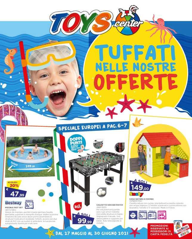 Toys Center - offerte valide dal 27.05.2021 al 30.06.2021 - pagina 1.