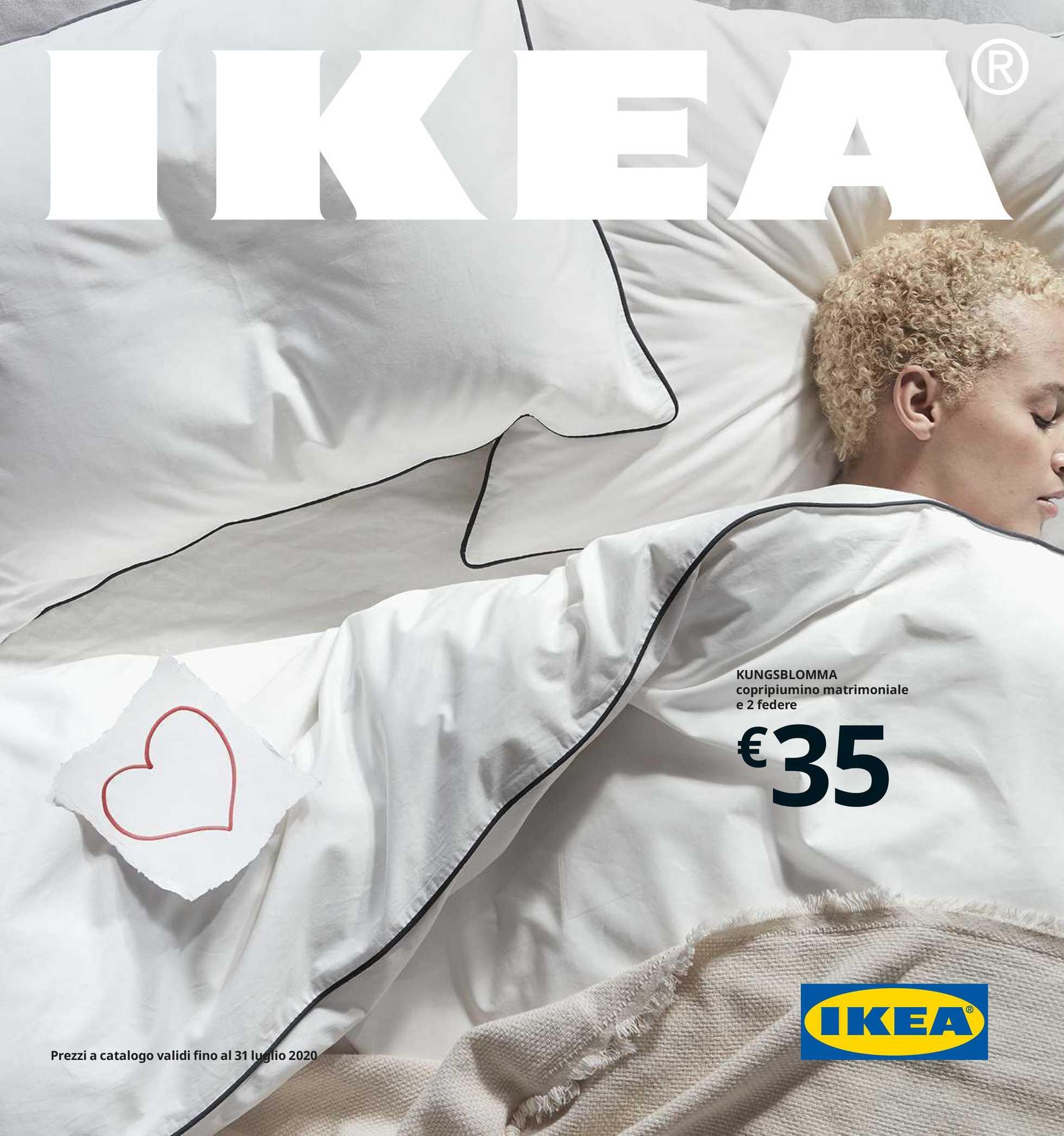 Copripiumino Matrimoniale Ikea 4 Federe.Ikea Volantini 22 08 2019 It Promotons Com