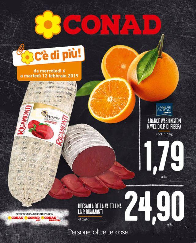 CONAD - NEWSPAPERS_singleNewspaper_alt_presentationSliderItem_startAt 2019-02-06 - pagina 1