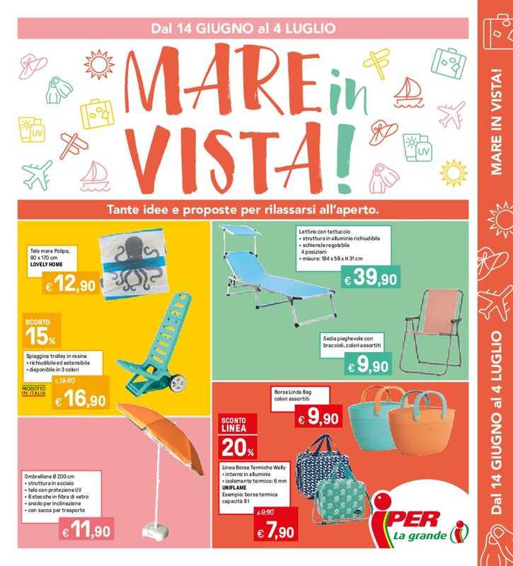 Iper, La Grande i - offerte valide dal 14.06.2021 al 04.07.2021 - pagina 1.