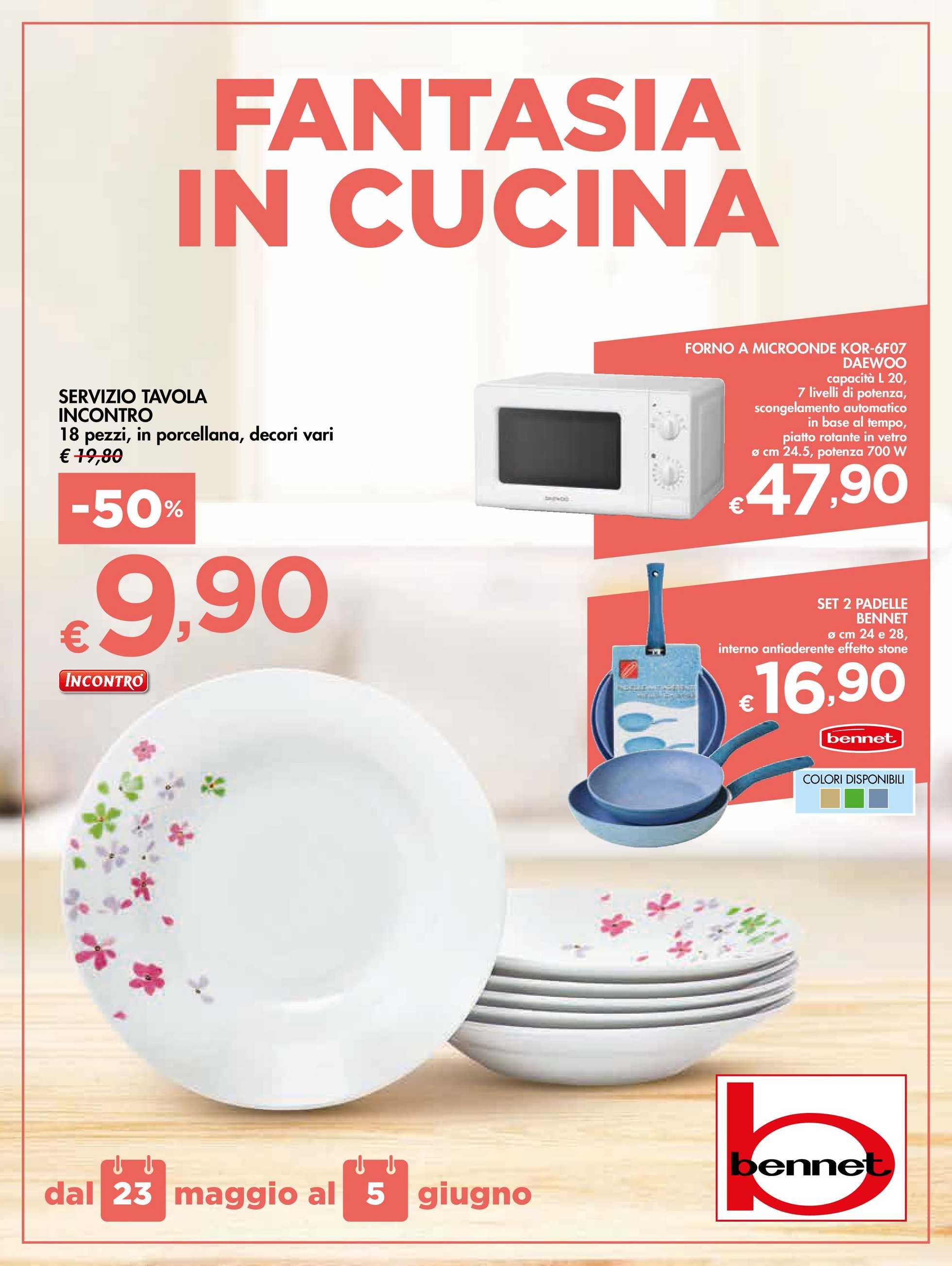 low priced c9e71 6b10c Volantino Bennet | Le ultime offerte | it.promotons.com