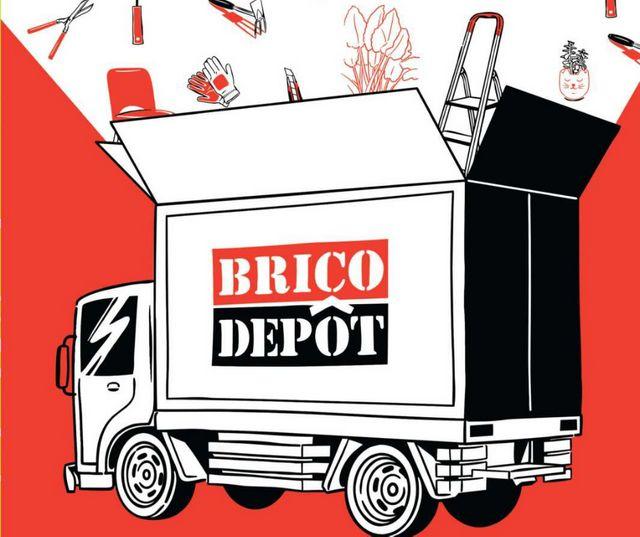 Noul catalog Brico Dépôt aduce primăvara în casa ta !