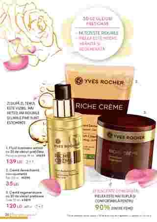 Yves Rocher - promo începând de la 02-10-2019 - pagină 20