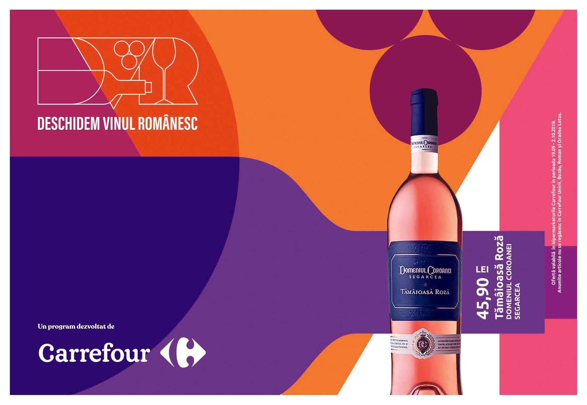 Carrefour - promo începând de la 19-09-2019 - pagină 1