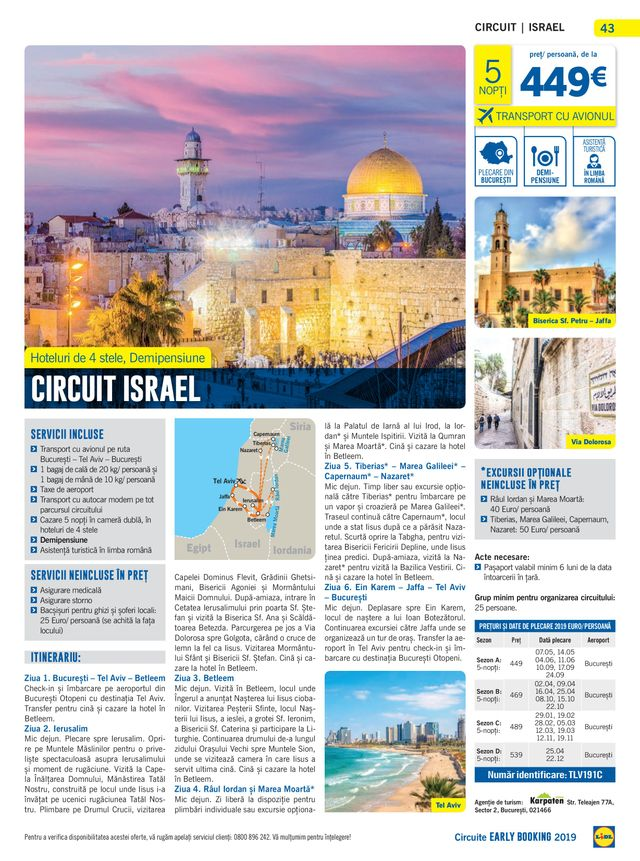 Lidl - NEWSPAPERS_singleNewspaper_alt_presentationSliderItem_startAt 2019-01-01 - pagină 43