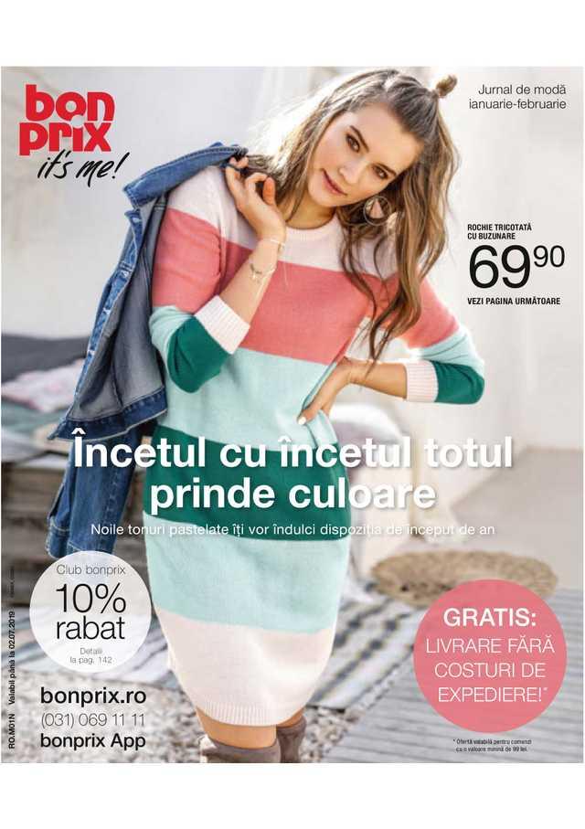 Bon Prix - NEWSPAPERS_singleNewspaper_alt_presentationSliderItem_startAt 2019-03-01 - pagină 1