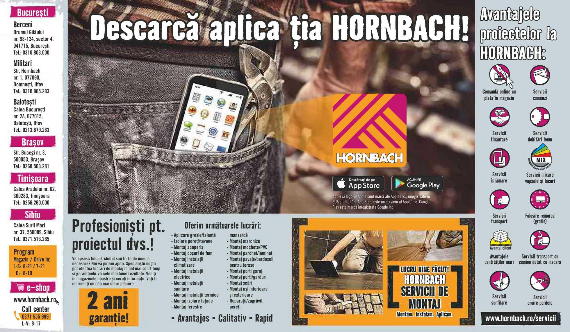Hornbach - promo începând de la 01-10-2019 - pagină 2