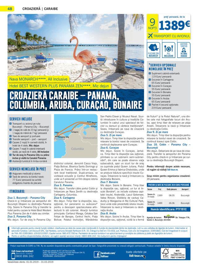 Lidl - NEWSPAPERS_singleNewspaper_alt_presentationSliderItem_startAt 2019-01-01 - pagină 48