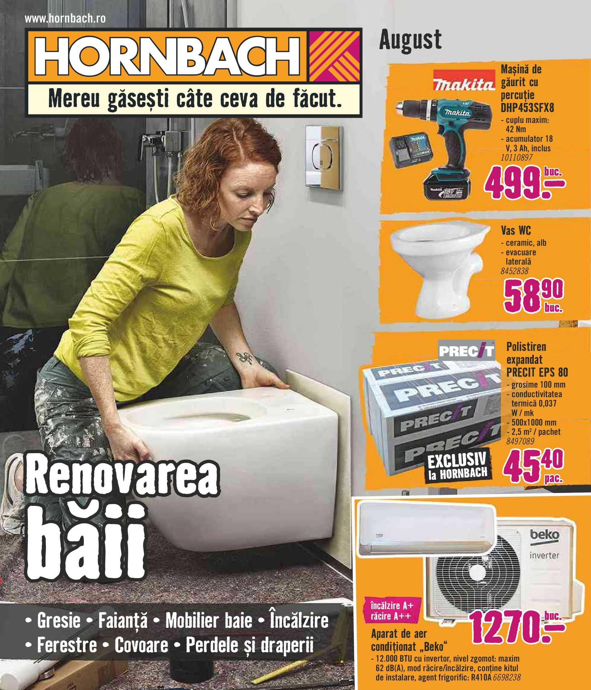 Hornbach - NEWSPAPERS_singleNewspaper_alt_presentationSliderItem_startAt 2019-07-30 - pagină 1