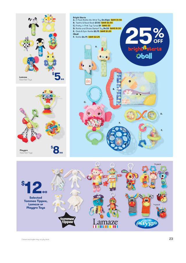 BIG W - promo starting from 2019-01-31 - page 23