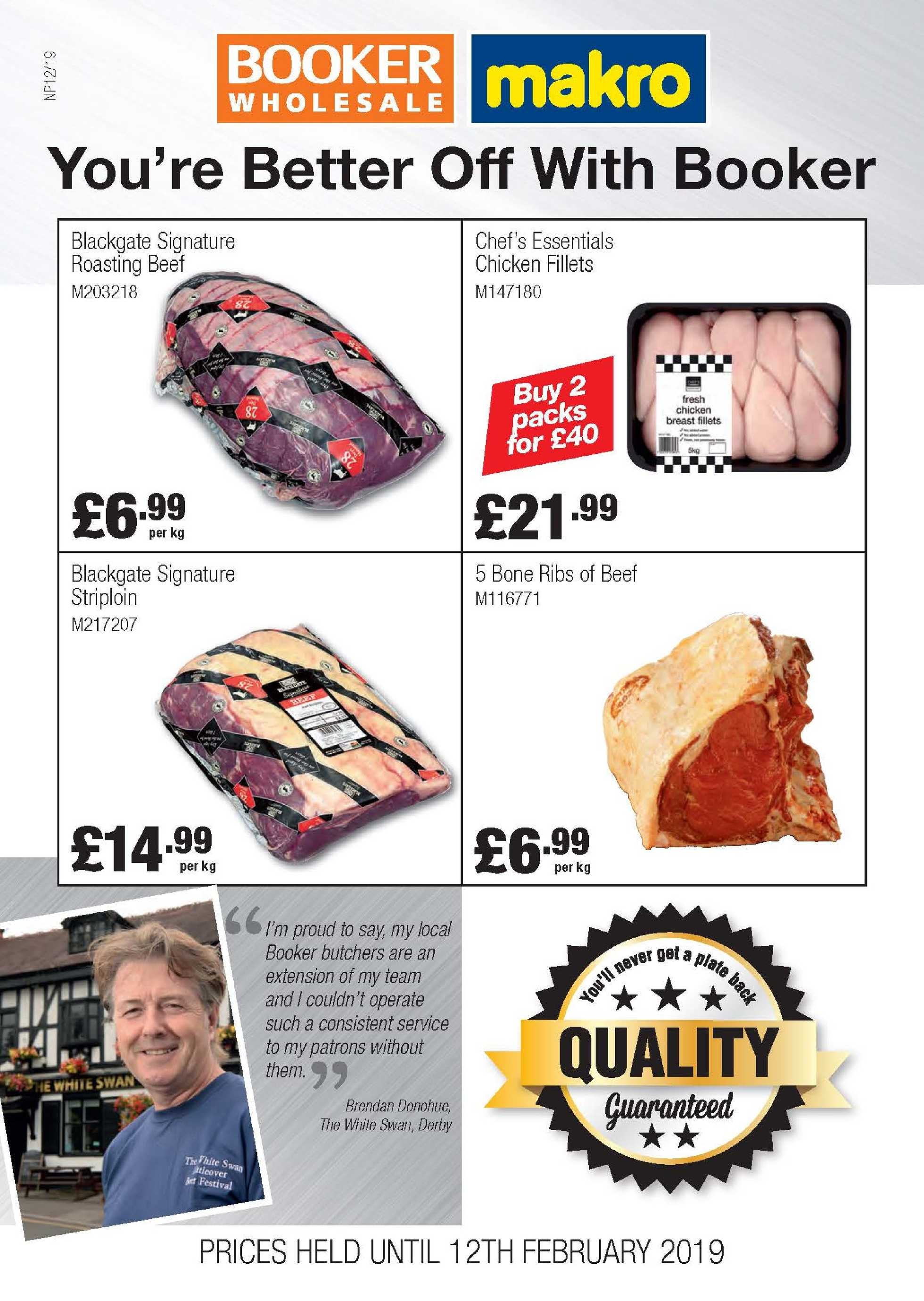 Makro - promo starting from 2019-01-23 - page 1
