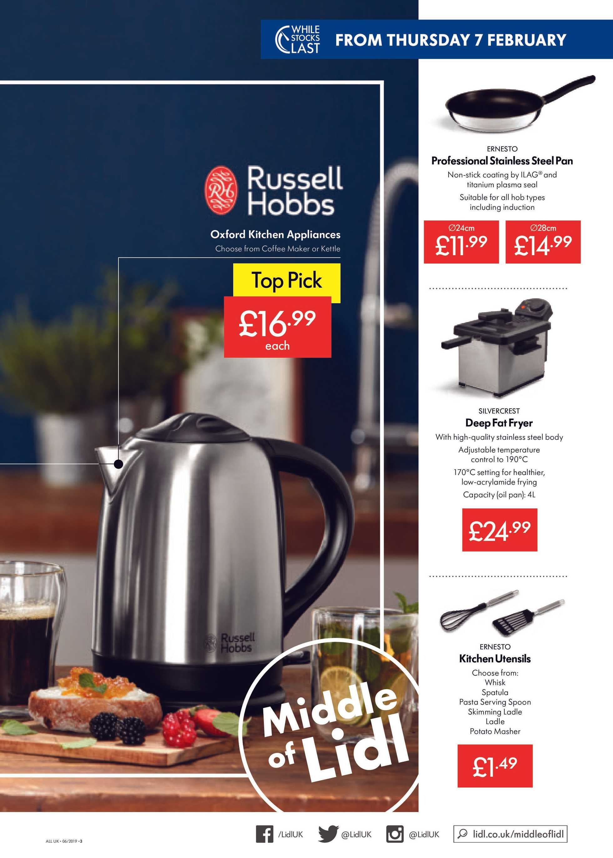 Lidl - promo starting from 2019-02-07 - page 3