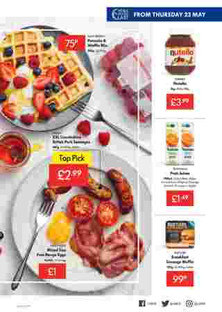 Lidl - promo starting from 2019-05-23 - page 11