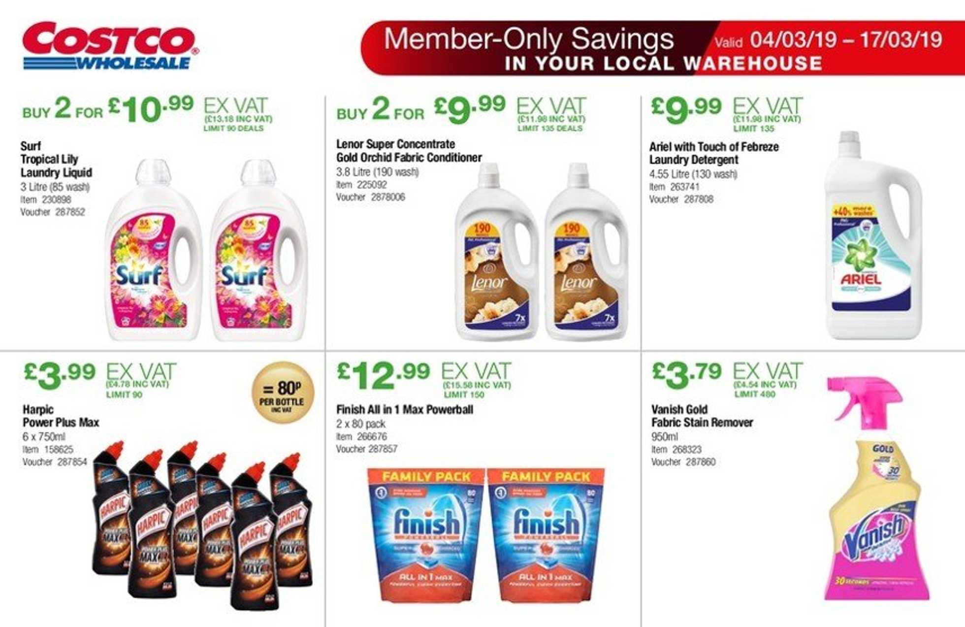 Costco - promo starting from 2019-03-04 - page 3