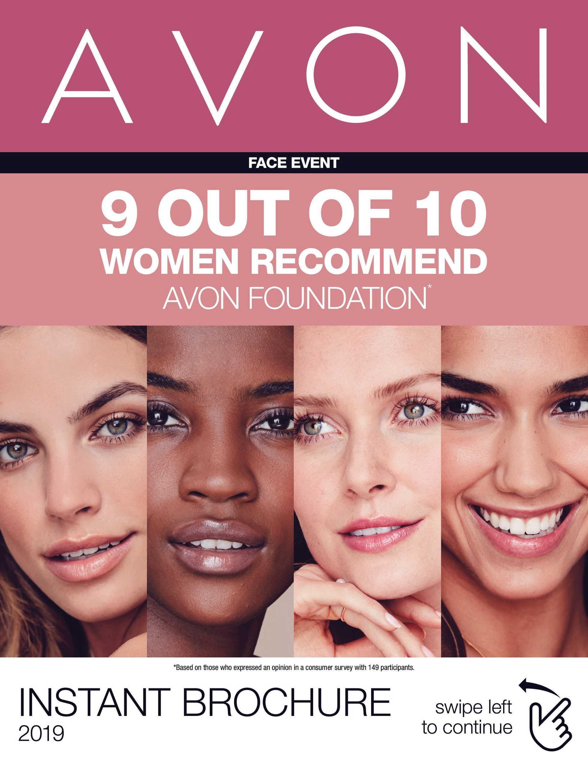 Avon - promo starting from 2019-07-12 - page 1