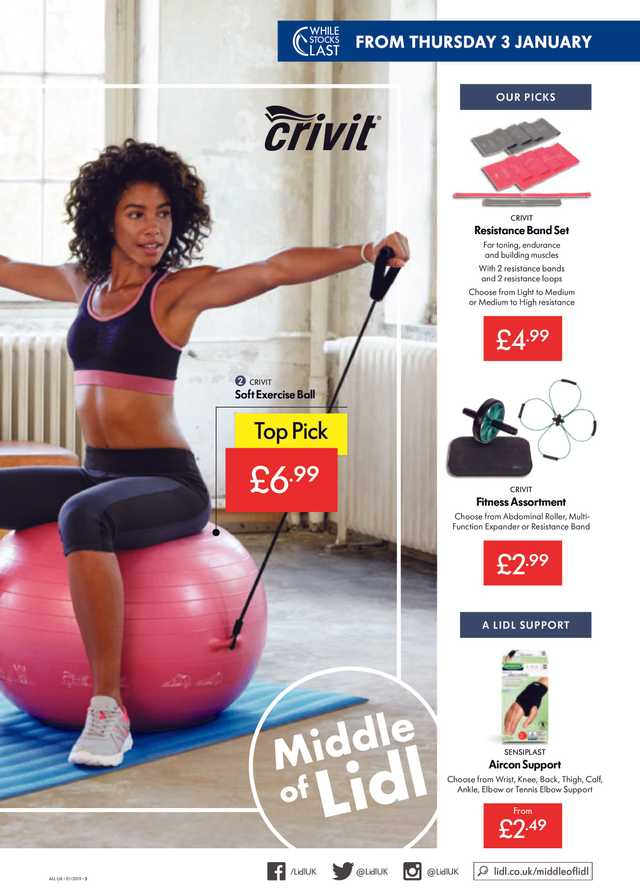 Lidl - promo starting from 2019-01-03 - page 3