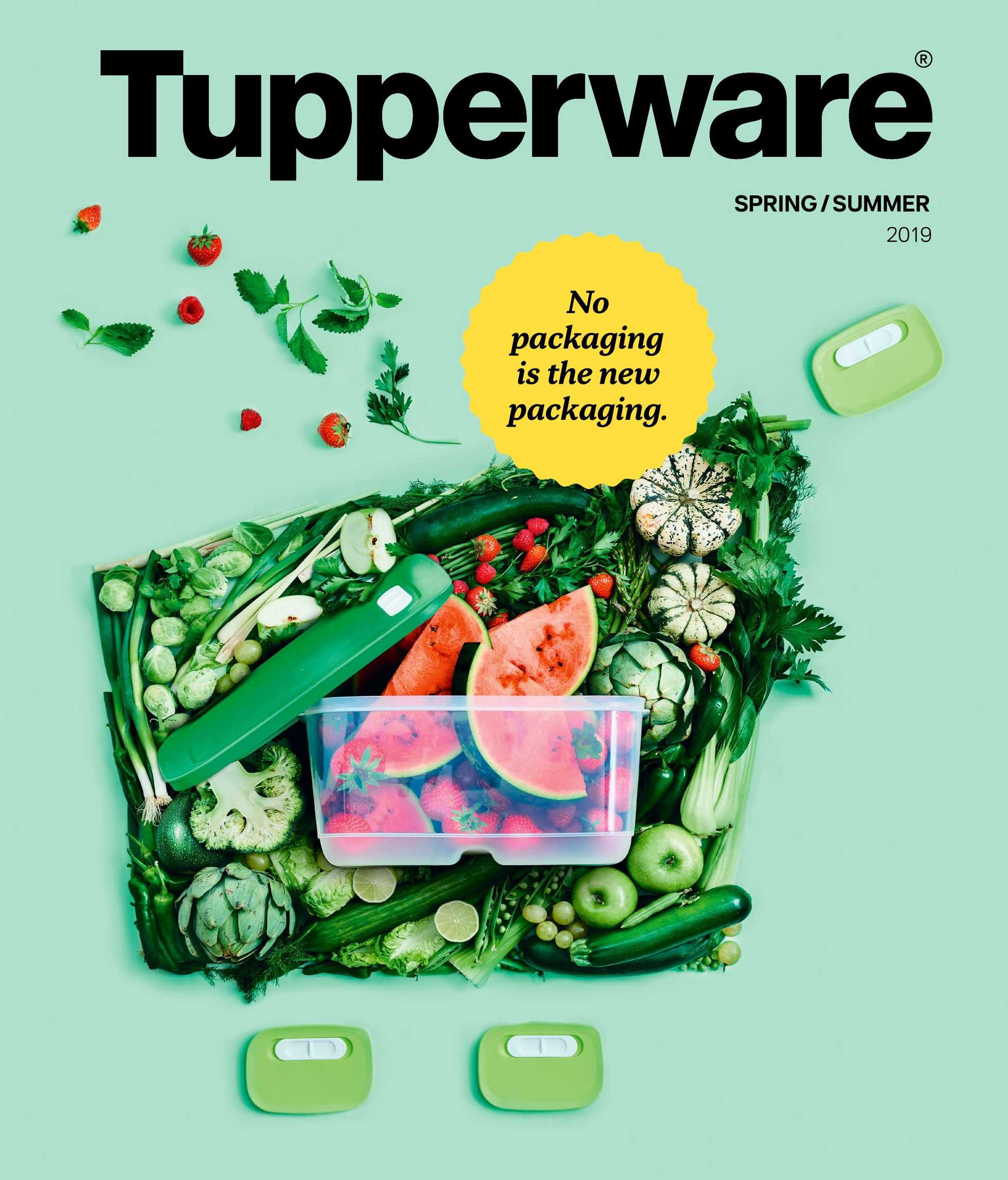 Tupperware - promo starting from 2019-03-20 - page 1