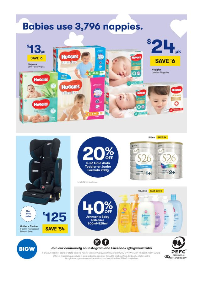 BIG W - promo starting from 2019-01-31 - page 32