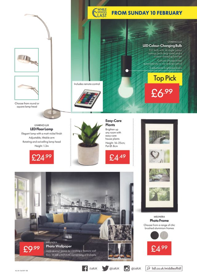 LIDL - promo starting from 2019-02-07 - page 25