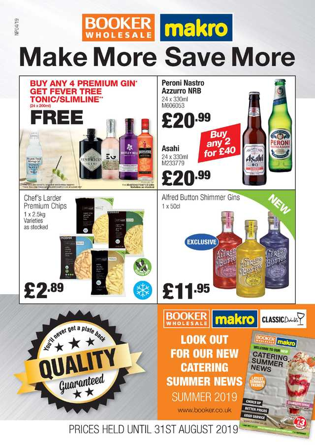 Makro - promo starting from 2019-06-01 - page 1