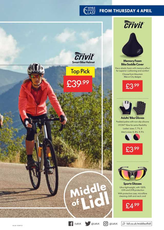 Lidl - promo starting from 2019-04-04 - page 3
