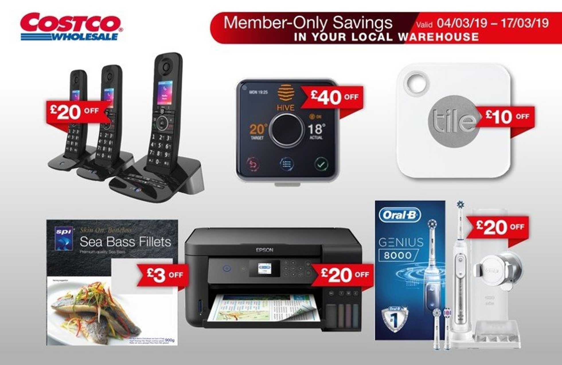 Costco - promo starting from 2019-03-04 - page 1