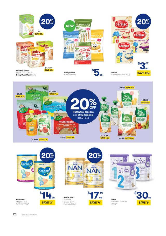 BIG W - promo starting from 2019-01-31 - page 28