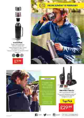 Lidl - promo starting from 2019-02-07 - page 21