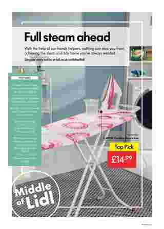 Lidl - promo starting from 2019-01-03 - page 18