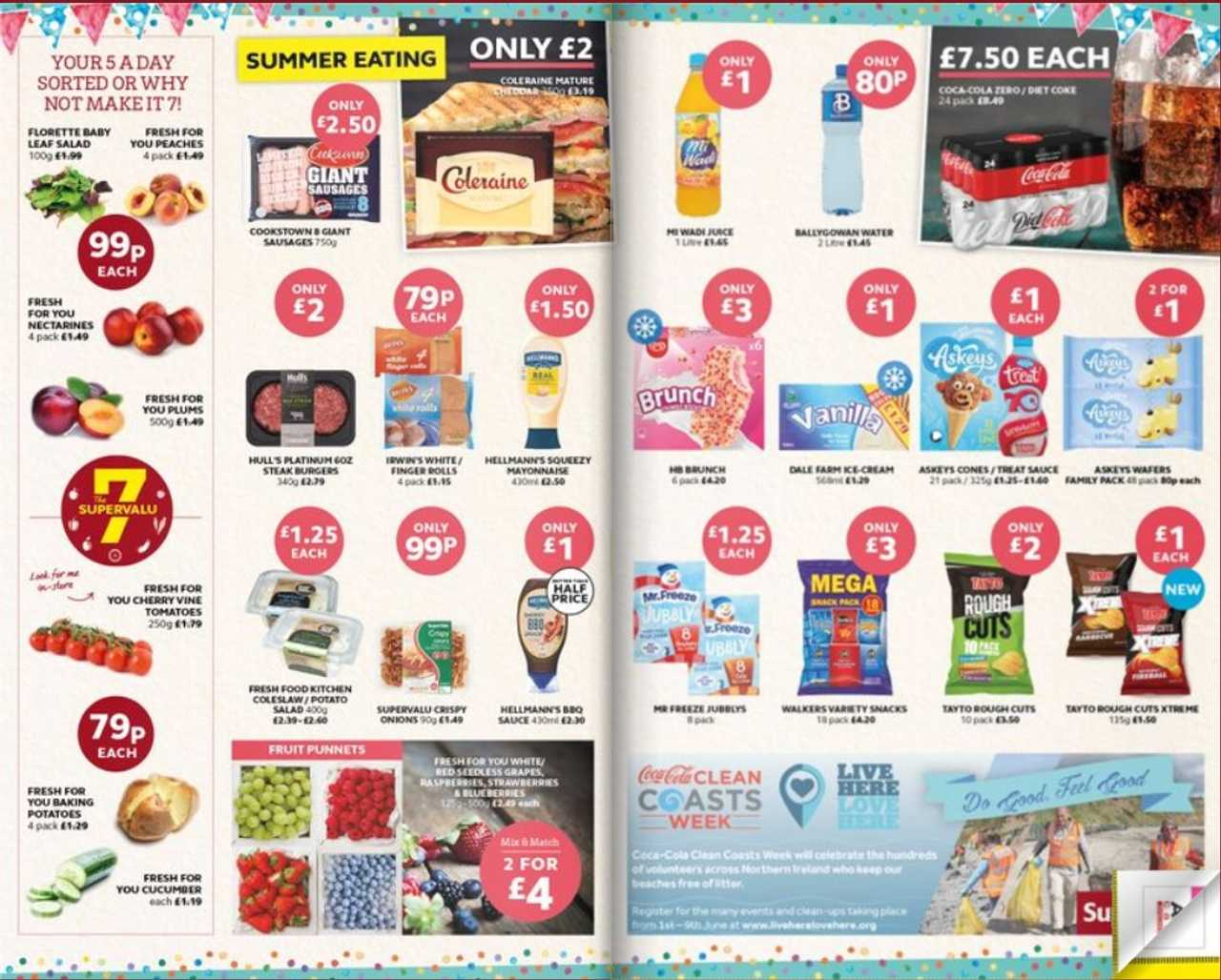 Supervalu - promo starting from 2019-05-27 - page 3