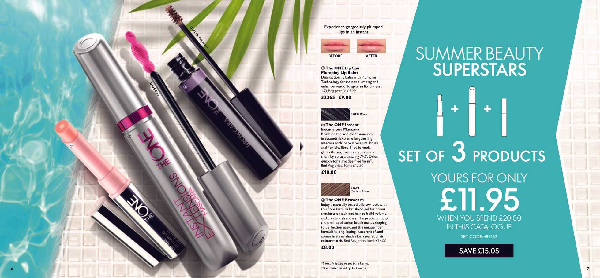 Oriflame Cosmetics - promo starting from 2019-06-01 - page 4