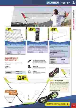 Decathlon - promo starting from 2018-10-14 - page 33