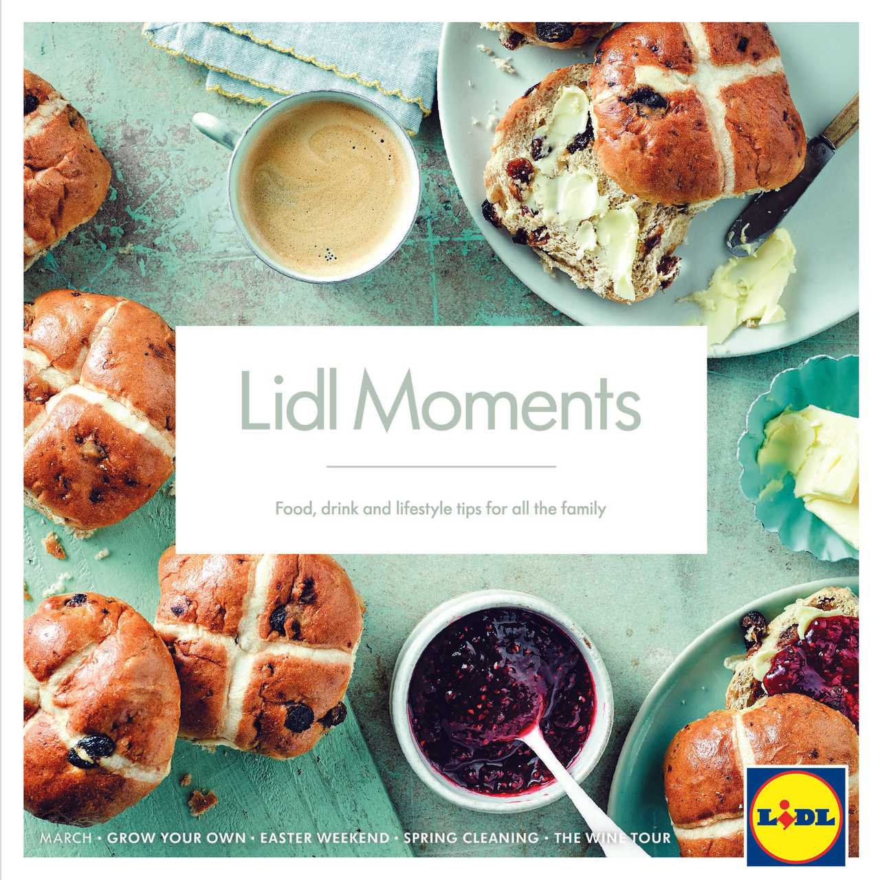 Lidl - promo starting from 2019-03-20 - page 1