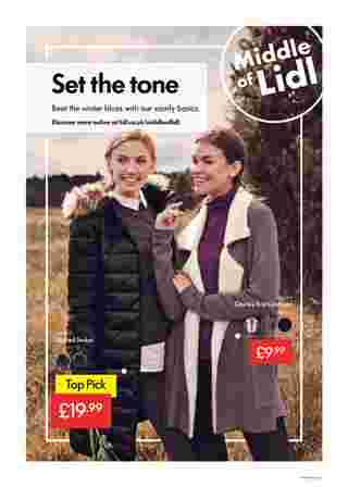 Lidl - promo starting from 2019-01-03 - page 16