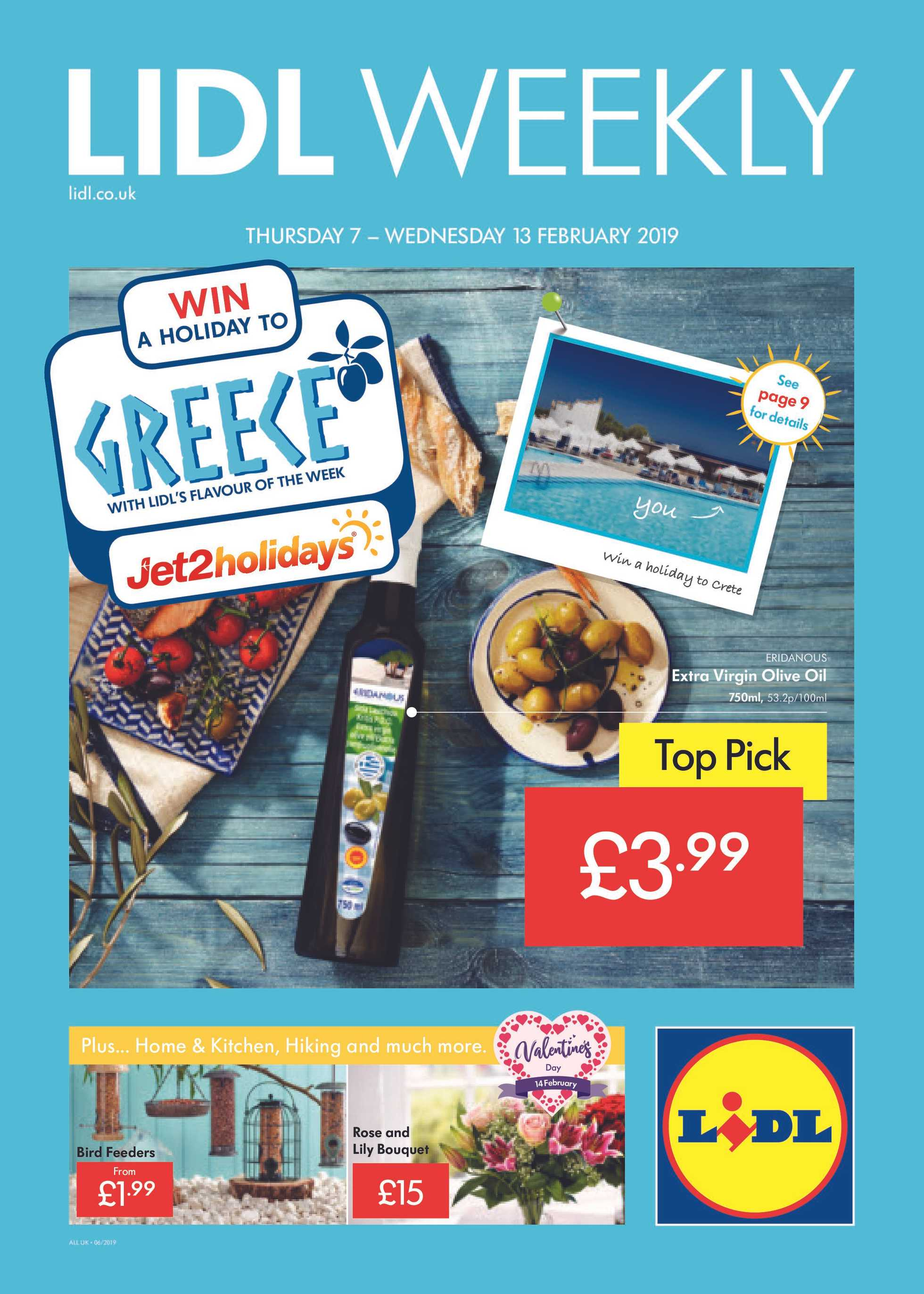Lidl - promo starting from 2019-02-07 - page 1