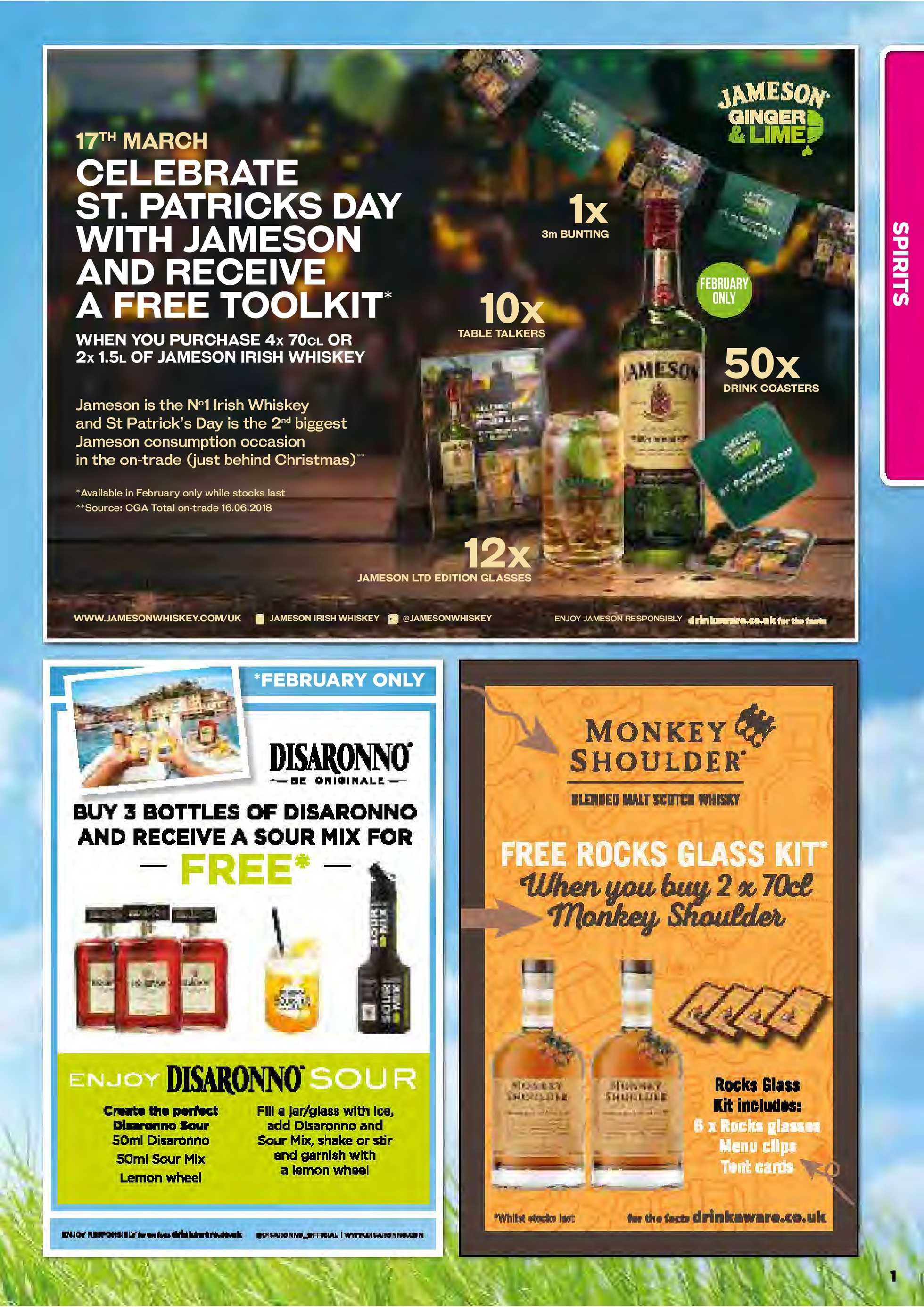 Primo Drinks - promo starting from 2019-02-01 - page 3