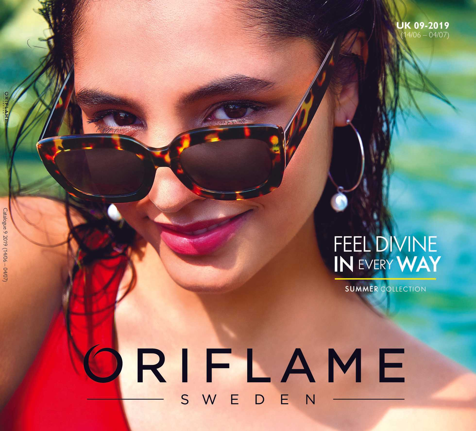 Oriflame Cosmetics - promo starting from 2019-06-01 - page 1