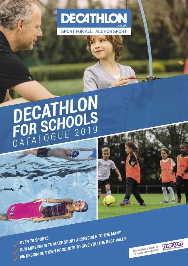 Decathlon - promo starting from 2018-10-14 - page 1