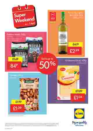 Lidl - promo starting from 2019-04-04 - page 24
