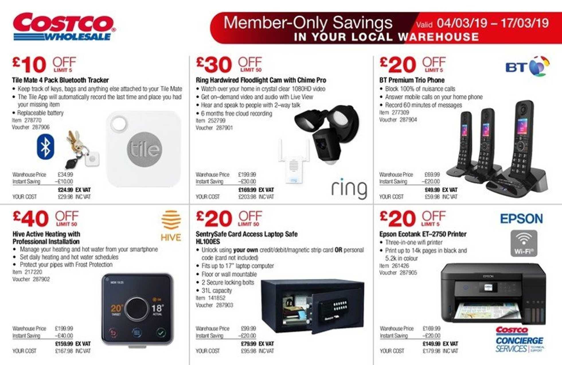 Costco - promo starting from 2019-03-04 - page 2