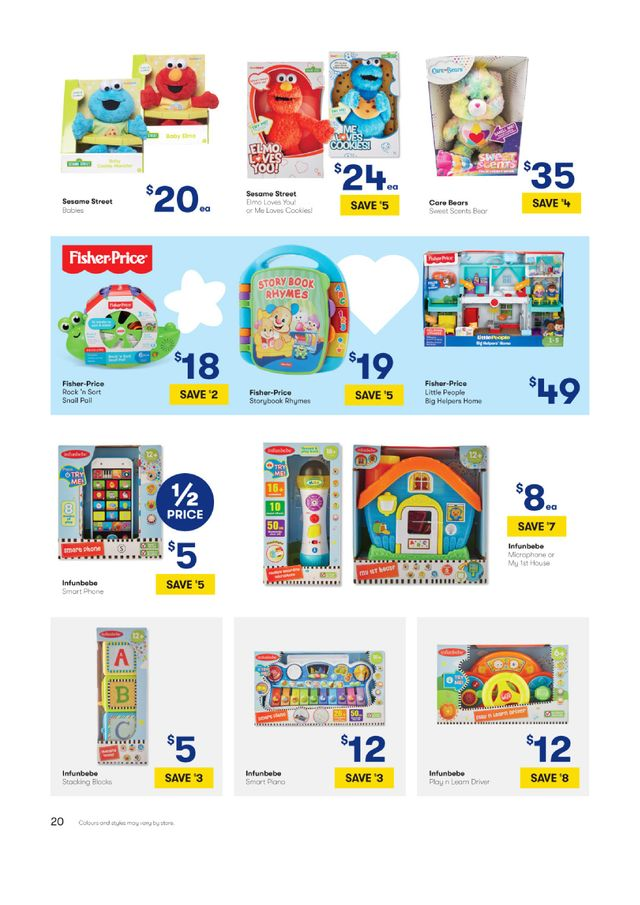 BIG W - promo starting from 2019-01-31 - page 20