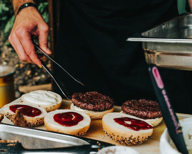 The Best Juicy Hamburger Recipe